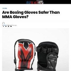 Are Boxing Gloves Safer than MMA Gloves? – Buz Beast