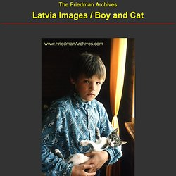 Boy and Cat_1