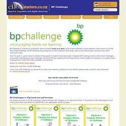 BP Challenge Archive