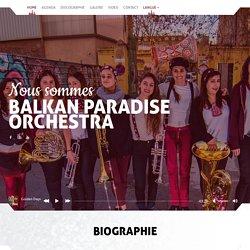 BPO - Balkan Paradise Orchestra