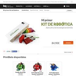 bq Kit de Robótica
