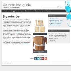 Ultimate Bra Guide