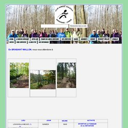BRABANT WALLON - CLUB NORDIC WALKING DE RANDO-LANGUE