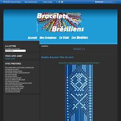 modèles - Modèle Bracelet… - Modèle 3 - Le bracelet simple… - Les Bracelets Brésiliens sur le net