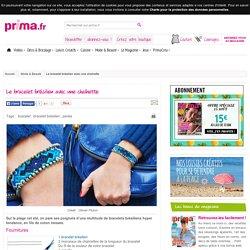 Le bracelet brésilien avec une chaînette
