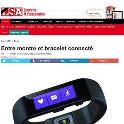 Entre montre et bracelet connecté - Marché Multimédia