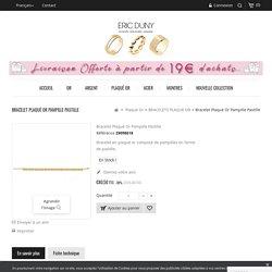 Bracelet Plaqué Or Pampille Pastille 29098618