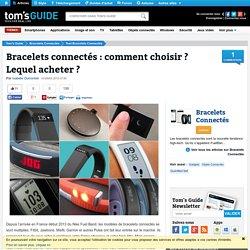 [Test] Bracelets connectés : quel est le meilleur ?