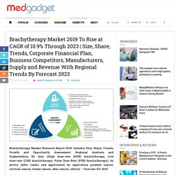 Size, Share, Trends, Corporate Financial Plan, Business Competitors, Manufacturers, Supply and Revenue With Regional Trends By Forecast 2023