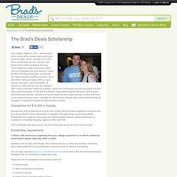 The Shop Smart Scholarship