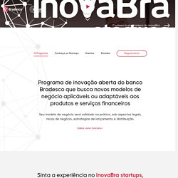 Bradesco - inovaBra - startups