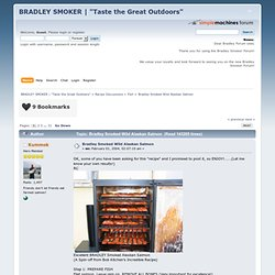 Bradley Smoked Wild Alaskan Salmon