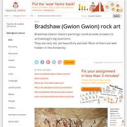 Bradshaw (Gwion Gwion) rock art