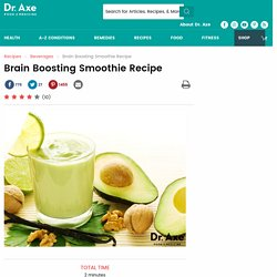 Brain Boosting Smoothie Recipe