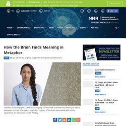 How the Brain Finds Meaning in Metaphor