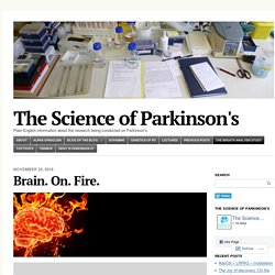The Science of Parkinson's