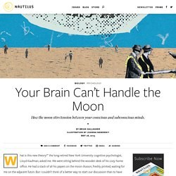 Your Brain Can't Handle the Moon - Issue 24: Error