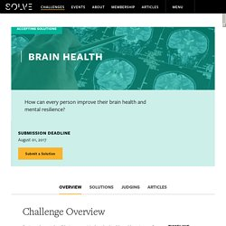 Brain Health - Overview