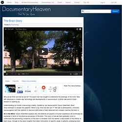 The Brain Story | Documentary Heaven | Watch Free Documentaries Online