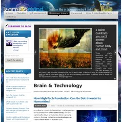 Brain & Technology