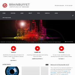 Brainbuffet Free tutorials and Lesson plans