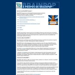 BrainPOP.fr e-learning