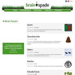 BrainSpade.com