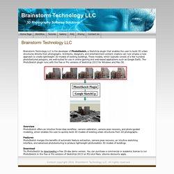 Brainstorm Technology LLC: PhotoSketch Plugin