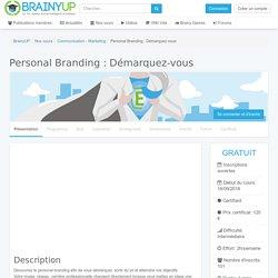 BrainyUP - Personal Branding : Démarquez-vous