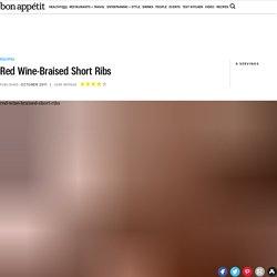Red Wine-Braised Short Ribs