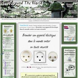 Brancher son appareil électrique dans le monde entier