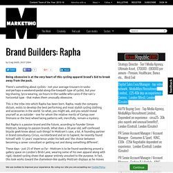 Brand Builders: Rapha