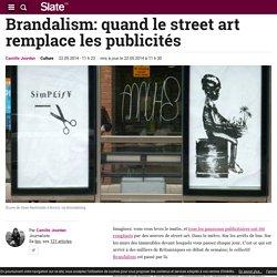 Brandalism: quand le street art remplace les publicités
