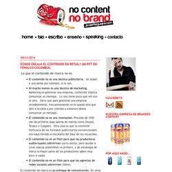 Branded Content, la nueva publicidad por Javier Regueira