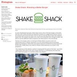 Shake Shack: Branding a Better Burger
