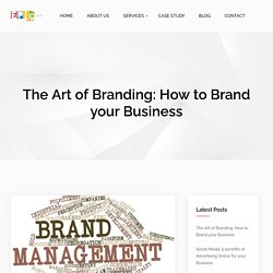 5 Steps of Branding That Every Business Should Follow: Epic India Group