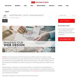 Branding your Web Design