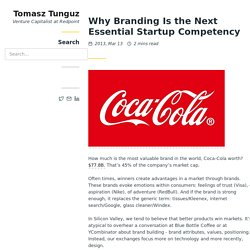 Why Branding Is the Next Essential Startup Competency