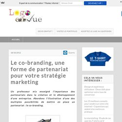 Co-branding : un partenariat dans le marketing