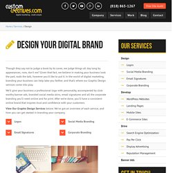 Branding & Logo Design Services