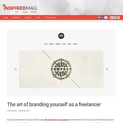 The art of branding yourself as a freelancer