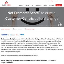 How Brands can become more Customer-Centric