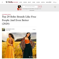 Top 20 Boho Brands Like Free People And Even Better (2020)