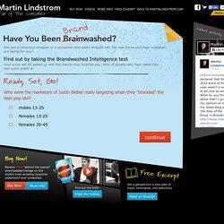Brandwashed - More Information
