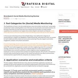 Brandwatch Social Media Monitoring Review - Strategia Digital
