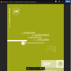 2.-Branford, J., Brown, A. y Cocking, R. (2007) La creación de ambientes.pdf