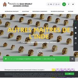 musée du quai Branly - Jacques Chirac - Autres maîtres de l'Inde