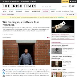 Tim Brannigan, a real black Irish republican