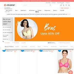 Bra - Buy Ladies Bra Online at Best Price in India