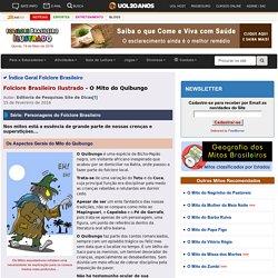 Folclore Brasileiro Ilustrado - O Mito do Quibungo - Dicas para Pais e Educadores